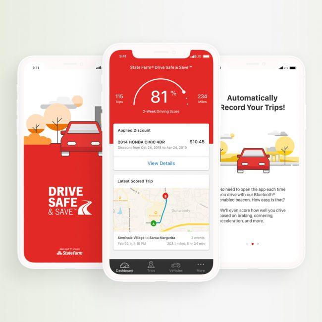 State Farm Drive Safe & Save App